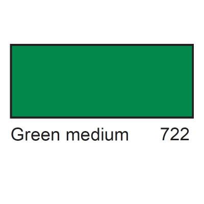 Фарба для тканини Декола Зелена середня, 4128722