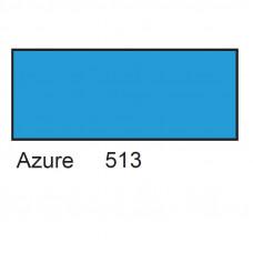 Блакитна флуоресцентна акрилова фарба для тканин, 50 мл., Decola 5128513