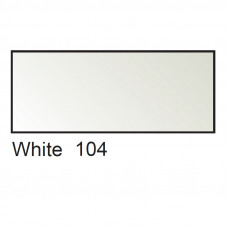 Біла перламутрова акрилова фарба для тканин, 50 мл., Decola 5228104