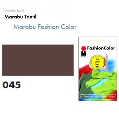 Барвник для тканини, Темно-коричневий, Marabu, 30 г, 174 023 045