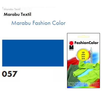 Барвник для тканини, Синій, Marabu, 30 г, 174 023 057