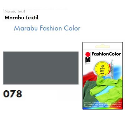 Барвник для тканини, Сірий, Marabu, 30 г, 174 023 078