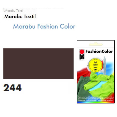 Барвник для тканини, Кавовий, Marabu, 30 г, 174 023 244