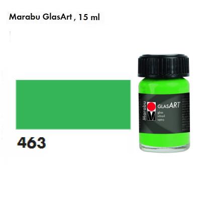 Зелена темна, Marabu-GlasArt, 15мл, на основі розчинника
