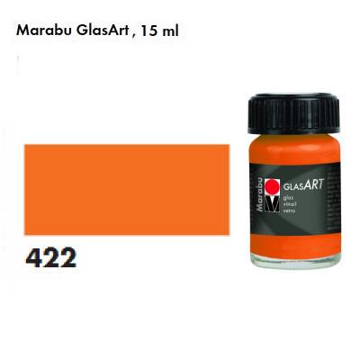 Жовто-помаранчева, Marabu-GlasArt, 15мл, на основі розчинника