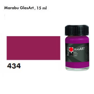 Бордо, Marabu-GlasArt, 15мл, на основі розчинника