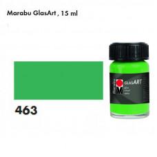 Зелена світла, Marabu-GlasArt, 15мл, на основі розчинника