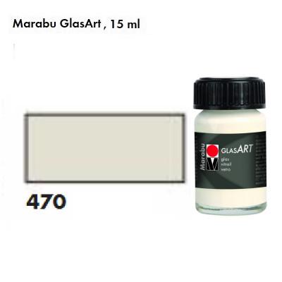 Біла, Marabu-GlasArt, 15мл, на основі розчинника