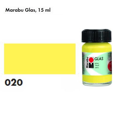 Лимонна, Marabu Glas, 15мл, на водній основі 130639020