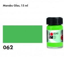 Зелена світла, Marabu Glas, 15мл, на водній основі 130639062
