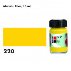 Жовта, Marabu Glas, 15мл, на водній основі 130639220