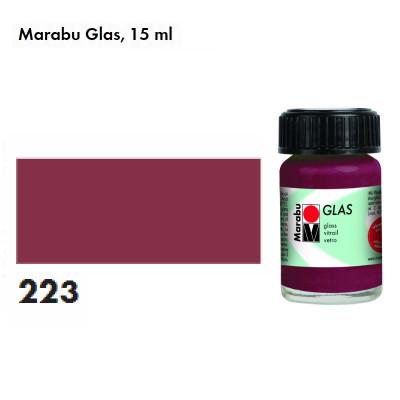 Коричнева світла, Marabu Glas, 15мл, на водній основі 130639223