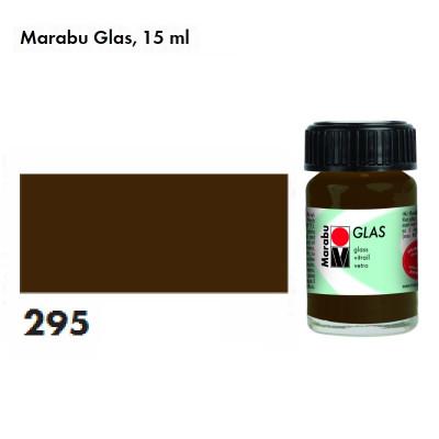 Коричнева темна, Marabu Glas, 15мл, на водній основі 130639295