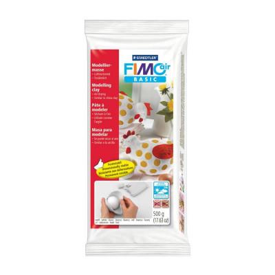 Пластика самозастигаюча Біла, Fimo Air 500г