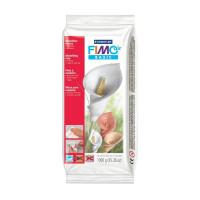 Біла самозастигаюча пластика, 1 кг., Fimo Air