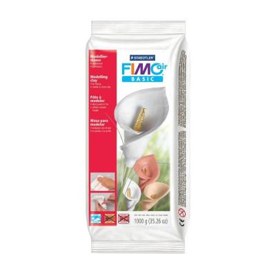 Пластика самозастигаюча Біла, Fimo Air 1 кг