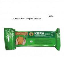 Біла керамічна маса, самозастигаюча, 1000 г., KOH-I-NOOR KERAplast 0131706