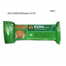 Теракотова керамічна маса, самозастигаюча, 1000 г., KOH-I-NOOR KERAplast 131707
